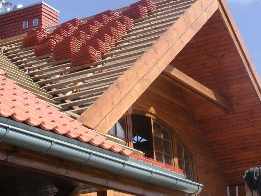 Przygotowanie połaci dachowej