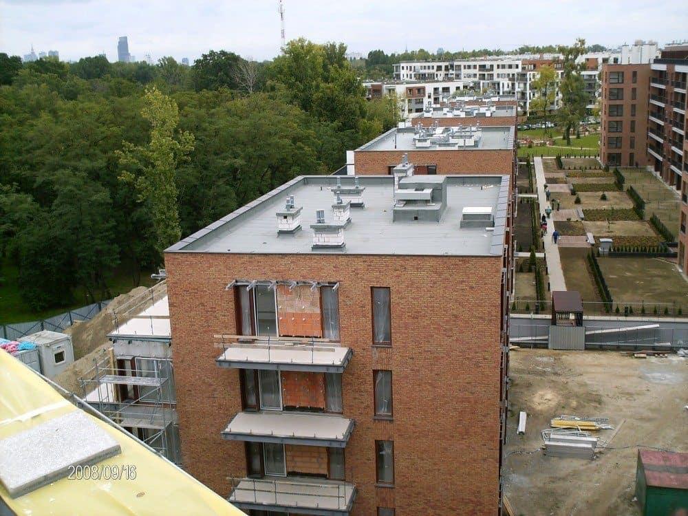 Osiedle LEŚNE w Warszawie